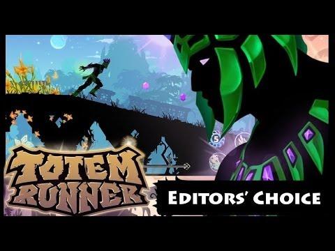 Totem Runner - Бегущий воин на Android ( Review)