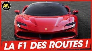 Bellissima : la Ferrari SF90 Stradale est née - La Quotidienne #31