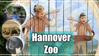 Spontan nach Hannover | Zoobesuch mit Serki | Familienvlog mit 4 Kindern | Filiz