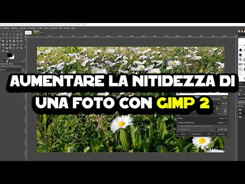 Aumentare la Nitidezza di una Foto con Photoshop [HD Video] from YouTube · Duration:  3 minutes 48 seconds
