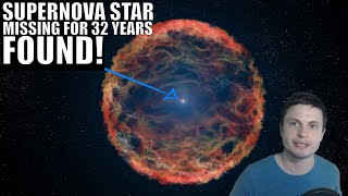 Long Missing Remnant Star of 1987 Supernova Just Found!
