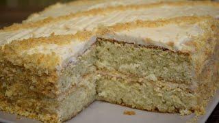 Король Новогоднего стола 2021 Торт за 35 МИНУТ Без Лишних Заморочек Sugar Cake Recipe