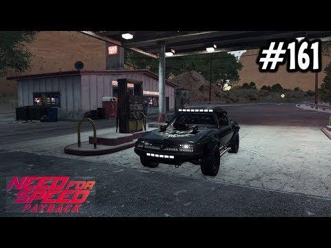 #161Mayoの【NFS PB】Need For Speed Payback(ニードフォースピード ペイバック)実況プレイ スーパービルド オフロード編 ファイアーバード トランザム