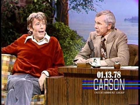 Peter O'Toole Explains His Erratic Behavior on Johnny Carson's Tonight