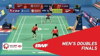 Download Video F | MD | PO/WANG (TPE) [8] vs CHOI/SEO (KOR) | BWF 2018 MP3 3GP MP4