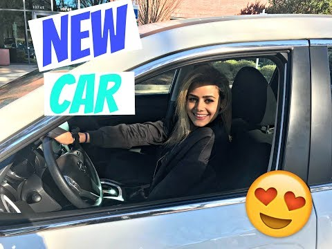 BEANBOOZLED CHALLENGE IN MY BRAND NEW CAR | VLOG