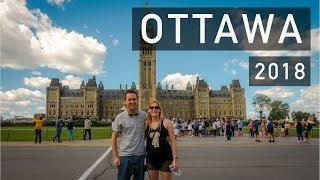 En Route To Ottawa for a Wedding | Vlog 12