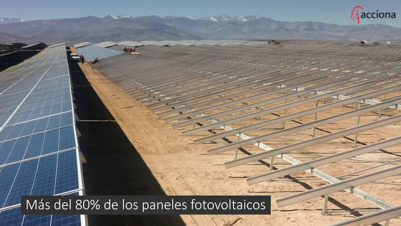 Continúa la instalación en la planta de El Romero, Chile