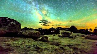Stunning Stargazing In Yosemite National Park | Video