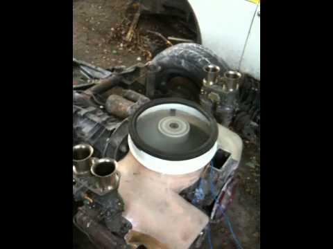 Vw Engine Type 4 Electric Fan Youtube