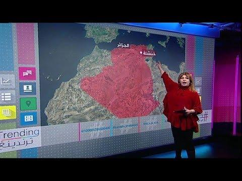 الفيسبوك يطيح بعمدة مدينة #خنشلة بالجزائر وصورة #بوتفليقة تحت الأقدام  #بي_بي_سي_ترندينغ  - 17:54-2019 / 2 / 20