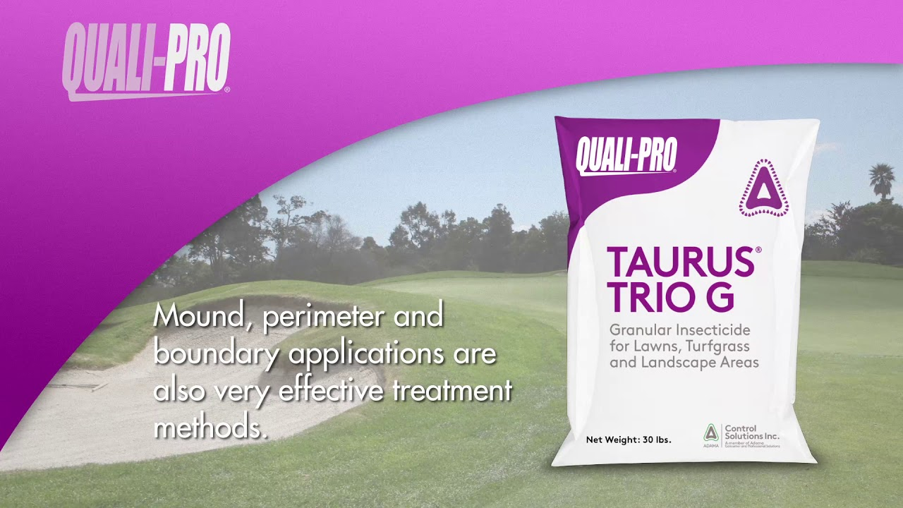 Taurus Trio G - Central Turf and Irrigation Supply
