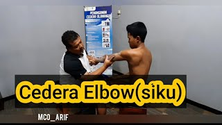Fisioterapi - Pemeriksaan Fisioterapi  Pada Siku Tangan (Tennis Elbow).