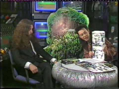 Alan Moore on Swamp Thing