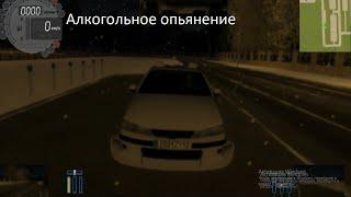 Citi Car Driving Водитель набухался ![видео]