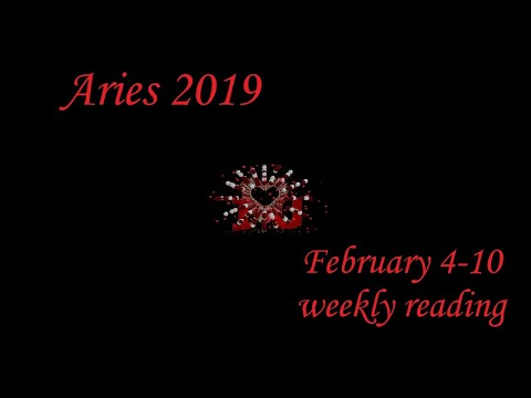 Aries- An unexpected offer... February 2019