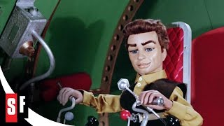 Thunderbirds (1965) Virgil Lands at the Secret Base