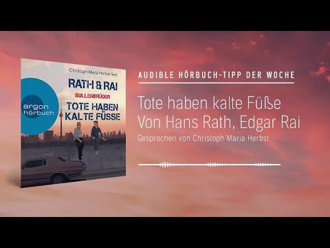 Tote haben kalte Füße (Ein Fall für die Bullenbrüder 2) YouTube Hörbuch Trailer auf Deutsch