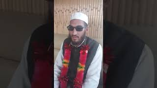 Interview of Moulvi Abid Ali who joins National conference in presence of Sh P.L SHARMA