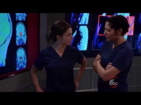 Greys Anatomy 12x02 - Amelia & Callie
