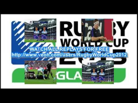 """""""World in Union"""", the theme song of Rugby World Cup 2015"""