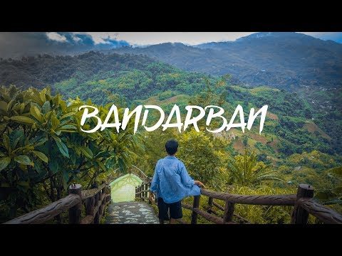 Bandarban | Bangladesh Travel Video | Shot on Xiaomi |  (Sam Kolder Inspired)