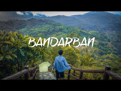 Bandarban | Bangladesh Travel Video | Shot on Xiaomi |  (Sam Kolder Inspired)
