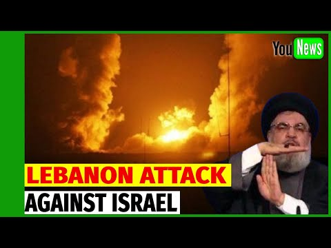 ISRAEL UNDER ATTACK! Lebanon launches two rockets toward Israel