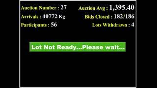 Spices Board India Bodinayakanur - E Auction Live -SMTC-04/03/2021