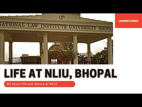 Life at NLIU, Bhopal || Life at Law School Ep.5 || Ft. Vibhu Pahuja
