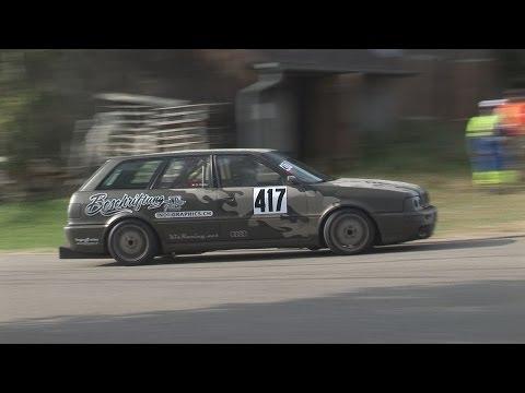 Audi RS2 Avant Quattro, Dany Kistler @ Swiss Hillclimb 2013