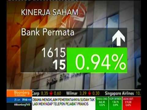 Saham Bank Permata