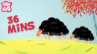 Baa Baa Black Sheep And More | Collection Of Non-Stop English Nursery Rhymes For Kids