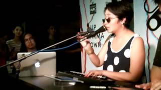 Up Dharma Down - Indak (Live at Powermac for Sync Sessions)