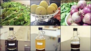 Hair Oils for Healthy Strong Hair / Gooseberry(Amla) oil / Neem Oil / Mixed Herbal Oil / Hair care