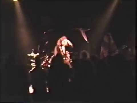 The Mob  Airport Music Hall 1989