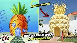 Rumah Spongebob Ada di Dunia Nyata! 5 Fakta Unik di Kartun Spongebob