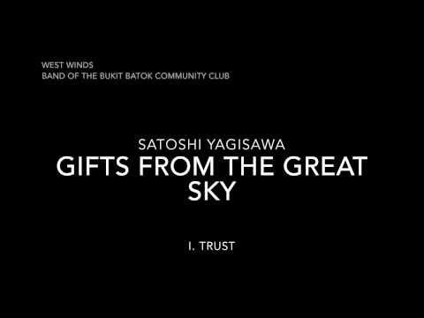Gifts from the Great Sky (World Premiere)  - Satoshi Yagisawa