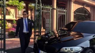 BAIZHANfilm in Istanbul Turkey (BMW power)