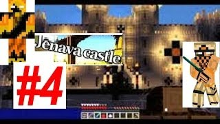 Jenava Castle defend #4 Shit NOO YES!!