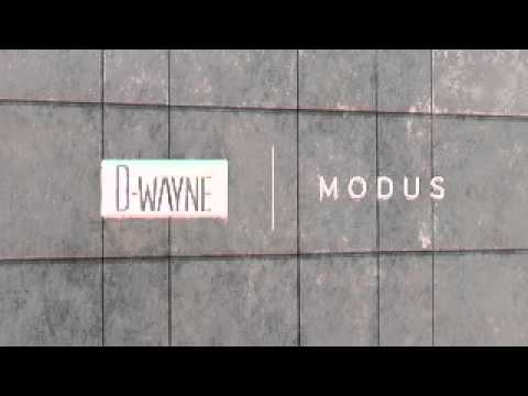 D-wayne - Modus (Available April 27)