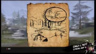 The Elder Scrolls Online Cyrodiil treasure map 13 xiii