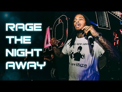 Rage The Night Away - LIVE at the Shrine - Steve Aoki ft. Waka Flocka Flame