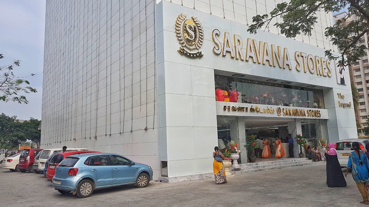 Exploring Saravana Store Furniture Shop At Padi, Chennai