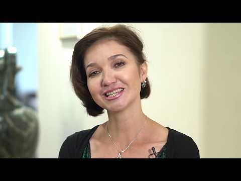 ТЕ САМЫЕ СТИХИ (АРТ-ПРОЕКТ). Виктория Гальцева, ведущая солистка АГМТ.  Заслуженная артистка РФ.