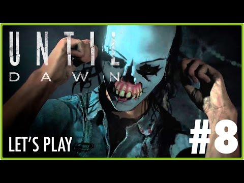 Until Dawn | Let's Play #8 | Jota Delgado