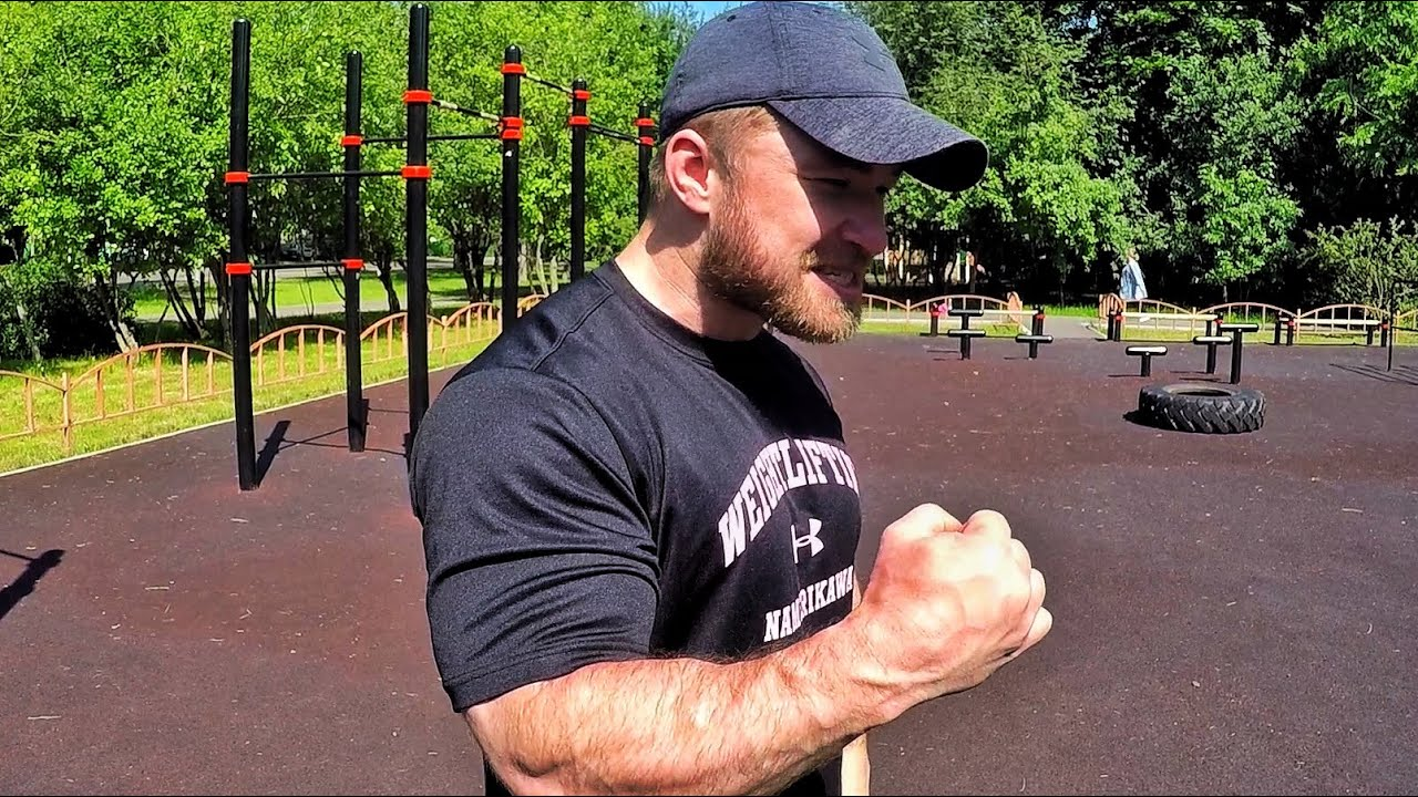 ДЕФИЦИТ КАЛОРИЙ - как набрать мышечную массу. Резиновые петли