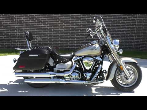 002532   2004 Yamaha Roadstar Silverado Used motorcycles for sale