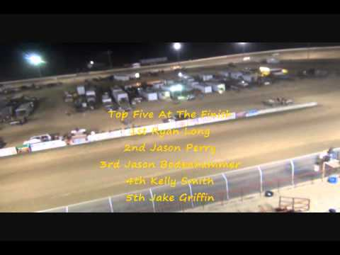 II-24 Raceway-Moberly Mo.-Sunday In The Dirt-10-2-11-Video.wmv
