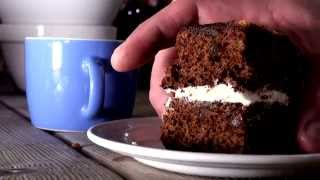 How To Make National Trust Ginger And Orange Cake